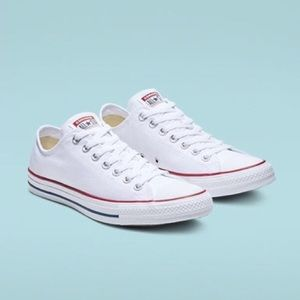 Chuck Taylor All Star White Low Top Sneaker